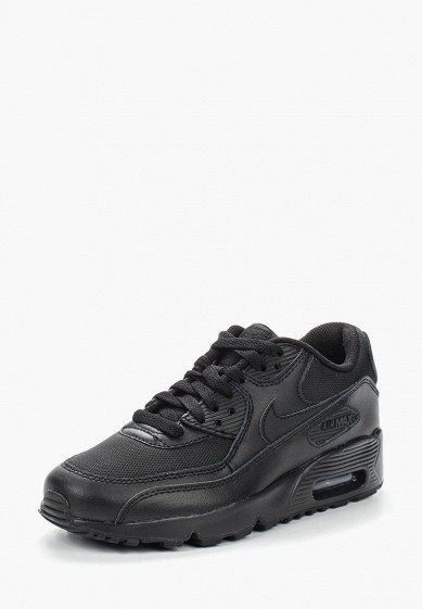 Кроссовки Nike Boys' Nike Air Max 90 Mesh (GS) Shoe