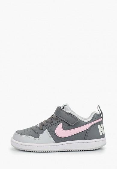 3243499c Кеды Nike NIKE COURT BOROUGH LOW (PSV) купить за 2 590 руб ...