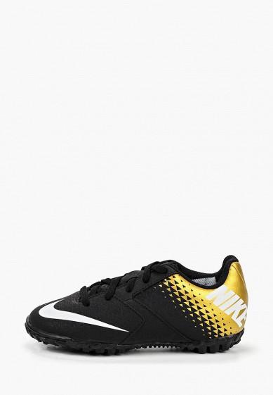 Шиповки Nike JR NIKE BOMBA TF купить за 3 190 руб NI464AKDMZF7 в  интернет-магазине Lamoda.ru 5a18710d4f013