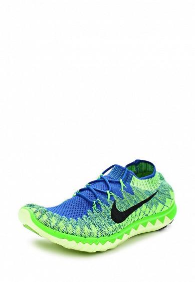 fd171bbd Кроссовки Nike NIKE FREE FLYKNIT 3.0 купить за 4 540 руб NI464AMBXD90 в  интернет-магазине Lamoda.ru
