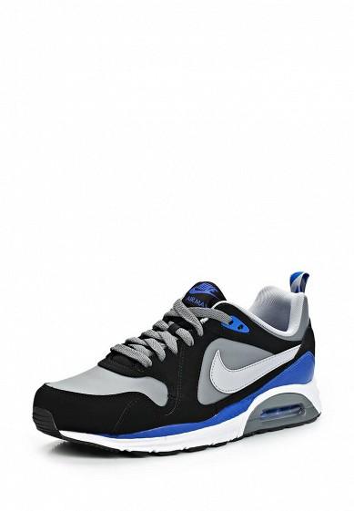 3d69ec14 Кроссовки Nike NIKE AIR MAX TRAX LEATHER купить за 4 670 руб NI464AMBXE54 в  интернет-магазине Lamoda.ru