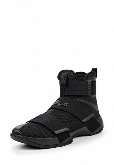 Кроссовки Nike LEBRON SOLDIER 10 купить за 355.00 р NI464AMJFD46 в ... 6d5c2bfb862