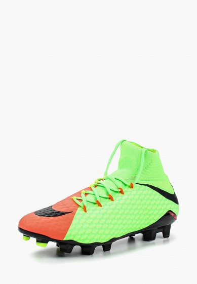 Бутсы Nike HYPERVENOM PHATAL III DF FG купить за 34 450 тг ... 9a8df3a229e