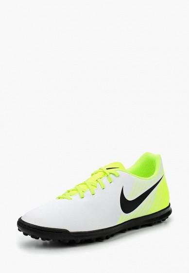 3cd30ee72ffa Шиповки Nike MAGISTAX OLA II TF купить за 2 790 руб NI464AMRYP06 в  интернет-магазине Lamoda.ru