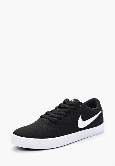 competitive price 3c3a6 f62dd Кеды Nike Nike SB Check Solarsoft Canvas Women s Skateboarding Shoe
