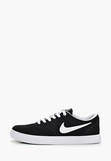 9d9f059731bd Кеды Nike WMNS NIKE SB CHECK SOLAR купить за 4 290 руб NI464AWDNCA5 в  интернет-магазине Lamoda.ru