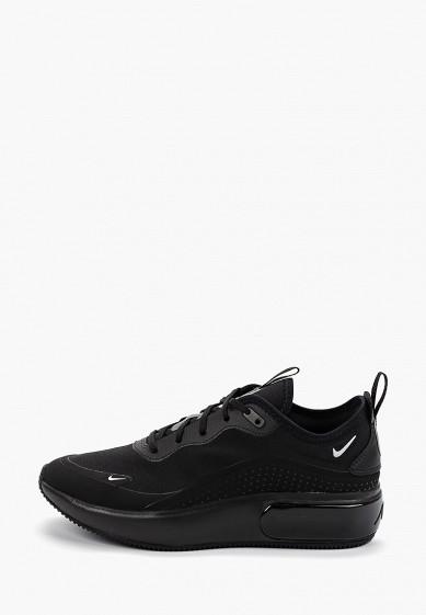 Кроссовки, Nike, цвет: черный. Артикул: NI464AWFMYP0. Обувь / Кроссовки и кеды / Кроссовки
