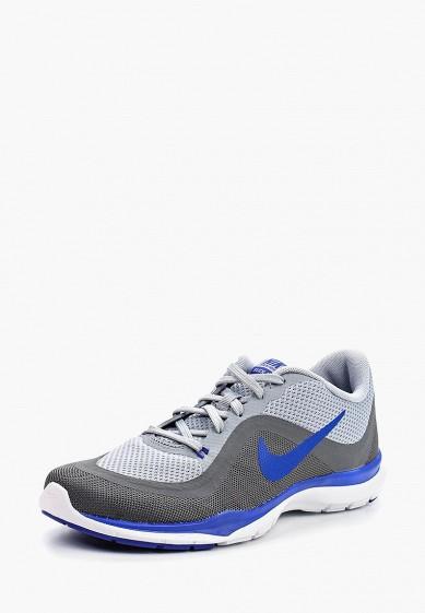 69d1cc83 Кроссовки Nike WMNS NIKE FLEX TRAINER 6 купить за 2 910 руб NI464AWPKJ03 в  интернет-магазине Lamoda.ru