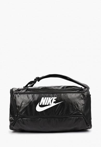 Сумка спортивная Nike Brasilia Training Convertible Duffle Bag/Backpack за 3 149 ₽. в интернет-магазине Lamoda.ru