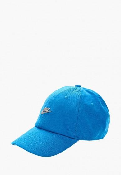 size 40 58b36 44594 Бейсболка Nike U NSW H86 CAP METAL FUTURA купить за 1 260 руб NI464CUKBAK9  в интернет-магазине Lamoda.ru
