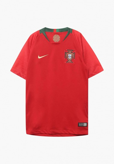 Футболка спортивная Nike Nike Breathe Portugal Stadium Home Kids' Football Jersey