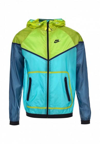 083f9300 Ветровка Nike NIKE HYP WINDRUNNER купить за 3 110 руб NI464EMADO56 в  интернет-магазине Lamoda.ru