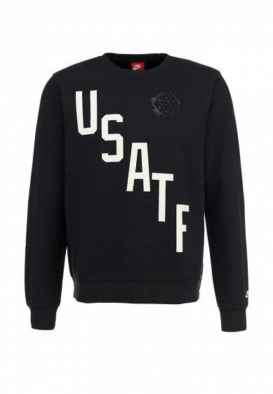 c6e8eadb Толстовка Nike RU USATF CREW купить за 2 090 руб NI464EMBLN97 в  интернет-магазине Lamoda.ru