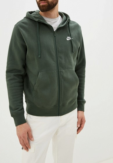 Толстовка Nike Sportswear Club Fleece Men's Full-Zip Hoodie