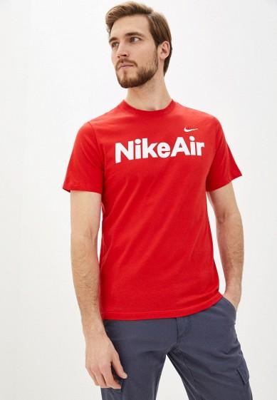 Футболка Nike M NSW AIR SS TEE за 1 449 ₽. в интернет-магазине Lamoda.ru
