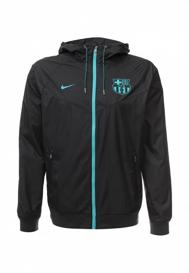 Nike Ветровка FCB M NSW WR WVN AUT 926166e60aad3