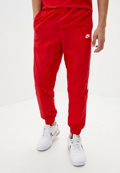 Брюки спортивные Nike M NSW CE PANT CF WVN TRACK за 3 499 ₽. в интернет-магазине Lamoda.ru