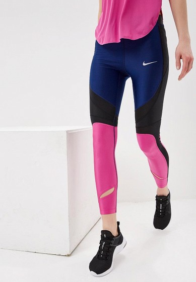 Тайтсы Nike POWER SPEED WOMEN'S 7/8 RUNNING TIGHTS
