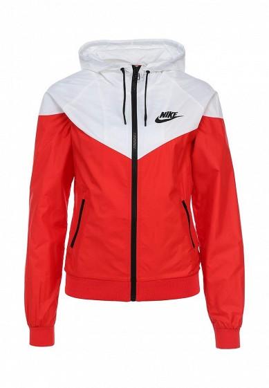 f0346c58 Ветровка Nike NIKE WINDRUNNER купить за 3 590 руб NI464EWEXR53 в интернет- магазине Lamoda.ru
