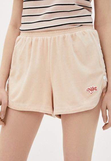 Шорты спортивные Nike W NSW RETRO FEMME SHORT TERRY за 1 722 ₽. в интернет-магазине Lamoda.ru