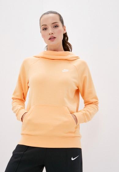 Худи Nike W NSW ESSNTL FNL PO FLC за 4 199 ₽. в интернет-магазине Lamoda.ru