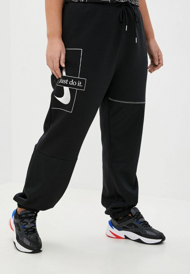 Брюки спортивные Nike W NSW ICN CLSH PANT FLC PLUS за 4 799 ₽. в интернет-магазине Lamoda.ru