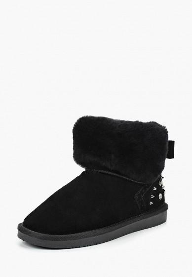 Полусапоги, Nobbaro, цвет: черный. Артикул: NO021AWCYTA6. Обувь / Сапоги