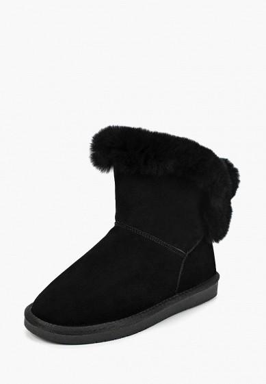 Полусапоги, Nobbaro, цвет: черный. Артикул: NO021AWCYTB0. Обувь / Сапоги