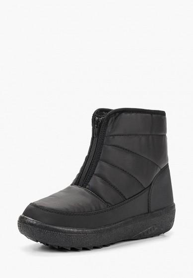 Дутики, Nobbaro, цвет: черный. Артикул: NO021AWCYTB4. Обувь