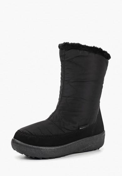 Дутики, Nobbaro, цвет: черный. Артикул: NO021AWCYTB6. Обувь