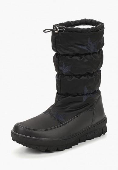 Дутики, Nobbaro, цвет: черный. Артикул: NO021AWCYTD7. Обувь