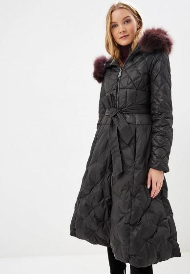 Пуховик, Odri, цвет: черный. Артикул: OD001EWCYJB1. Одежда / Верхняя одежда / Зимние куртки