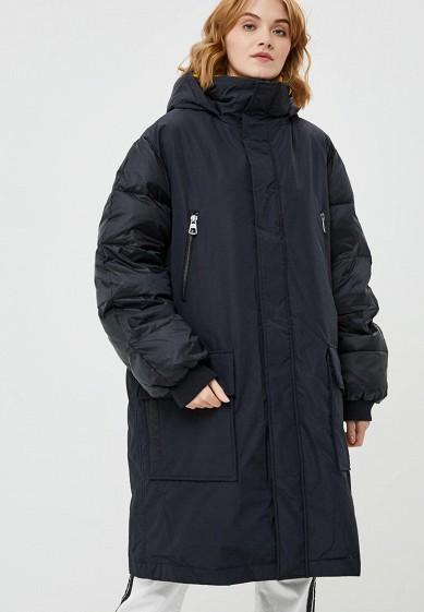 Пуховик, Odri, цвет: черный. Артикул: OD001EWCYJD3. Одежда / Верхняя одежда / Зимние куртки