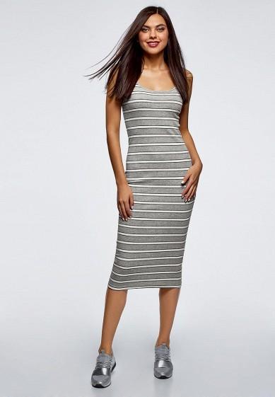 30b8590348c5332 Платье oodji купить за 2 390 тг OO001EWCAUI1 в интернет-магазине ...
