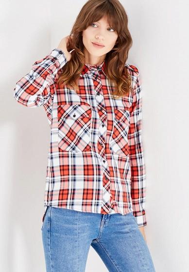 53ec9323913 Рубашка oodji купить за 1 099 руб OO001EWWBW62 в интернет-магазине Lamoda.ru