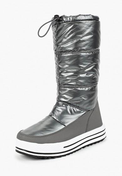 Дутики, Patrol, цвет: серый. Артикул: PA050AWCQGR4. Обувь
