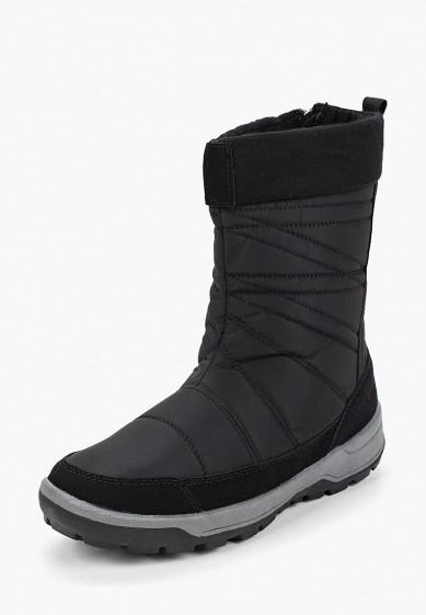 Дутики, Patrol, цвет: черный. Артикул: PA050AWCQGR7. Обувь