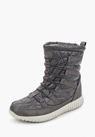 Дутики, Patrol, цвет: серый. Артикул: PA050AWCQGS4. Обувь