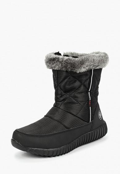 Дутики, Patrol, цвет: черный. Артикул: PA050AWCQGW0. Обувь