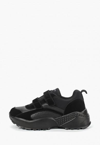Кроссовки, Patrol, цвет: черный. Артикул: PA050AWEFIU8. Обувь / Кроссовки и кеды / Кроссовки