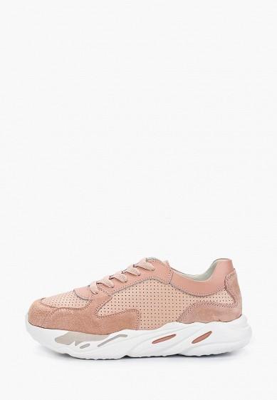 Кроссовки, Patrol, цвет: розовый. Артикул: PA050AWEFIX2. Обувь / Кроссовки и кеды / Кроссовки