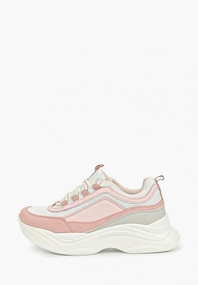 Кроссовки, Patrol, цвет: розовый. Артикул: PA050AWEFIX6. Обувь / Кроссовки и кеды / Кроссовки