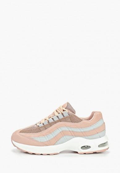 Кроссовки, Patrol, цвет: розовый. Артикул: PA050AWEFIY3. Обувь / Кроссовки и кеды / Кроссовки