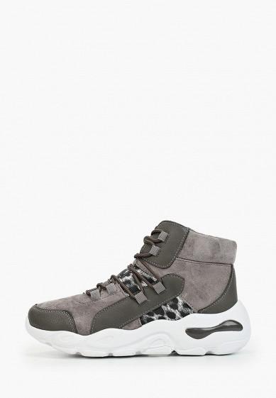 Кроссовки, Patrol, цвет: серый. Артикул: PA050AWGJQP7. Обувь / Кроссовки и кеды / Кроссовки