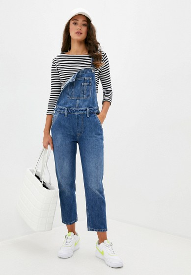Комбинезон джинсовый Pepe Jeans SIREN за 12 399 ₽. в интернет-магазине Lamoda.ru
