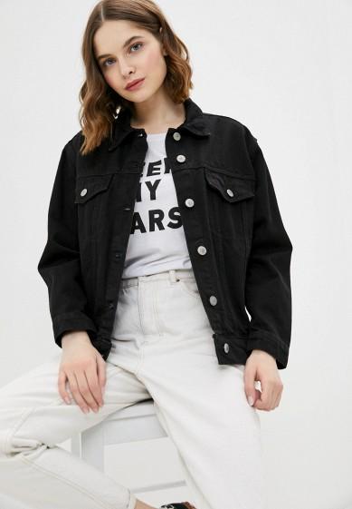 Pink Woman Куртка джинсовая
