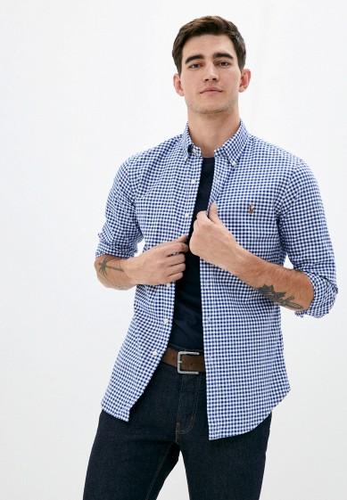Рубашка Polo Ralph Lauren за 12 400 ₽. в интернет-магазине Lamoda.ru