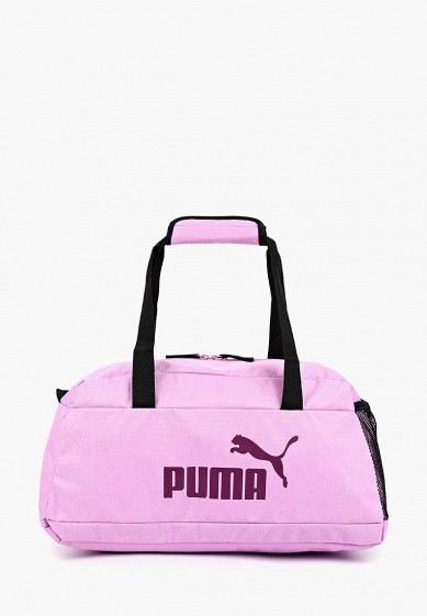 22b8096daf24 Сумка спортивная PUMA PUMA Phase Sport Bag купить за 1 990 руб PU053BUCJHX1  в интернет-магазине Lamoda.ru