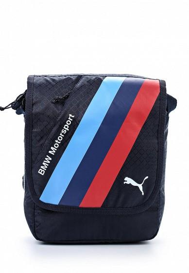 9aad8c097a54 Сумка спортивная PUMA BMW Motorsport Portable купить за 2 490 руб  PU053BUFRS16 в интернет-магазине Lamoda.ru
