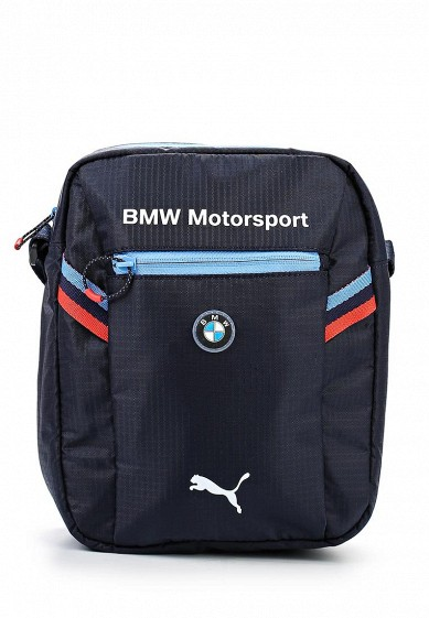 2109a5649de0 Сумка PUMA BMW Motorsport Portable bmw team blue-BM купить за 2 490 руб  PU053BUFVZ17 в интернет-магазине Lamoda.ru